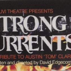'Strong Currents' Play at UVI